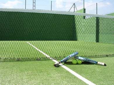 Estiramientos para raqueta: aductores