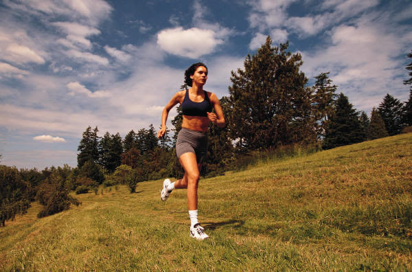 Corre diez kilómetros en una hora