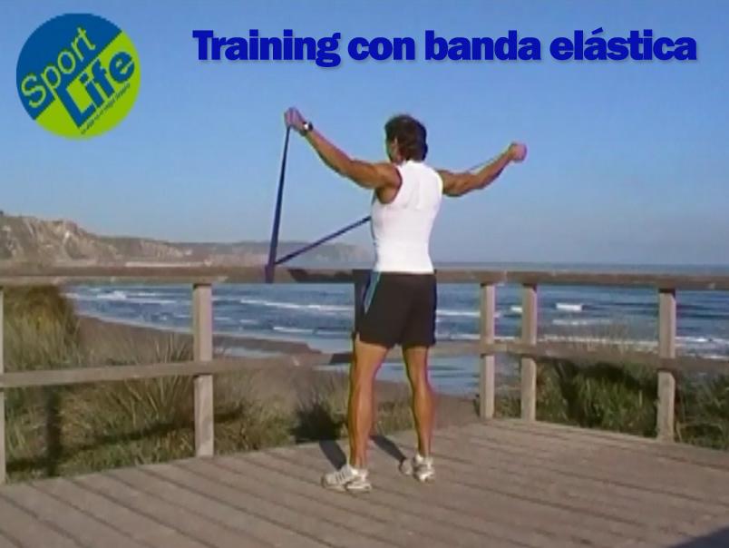 Training outdoor con tensores, ¡aprovecha el verano!