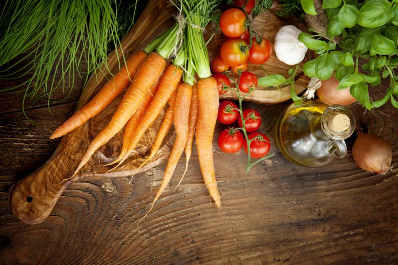Los alimentos para tener menos gripes