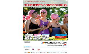 ¿Te apuntas a una sesión de tri-entrenamiento en el Puerto de Valencia?