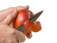 Piel de frutas para conseguir más músculo