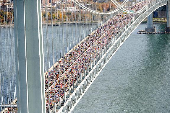 ¿Cuántos maratones puedo hacer al año?