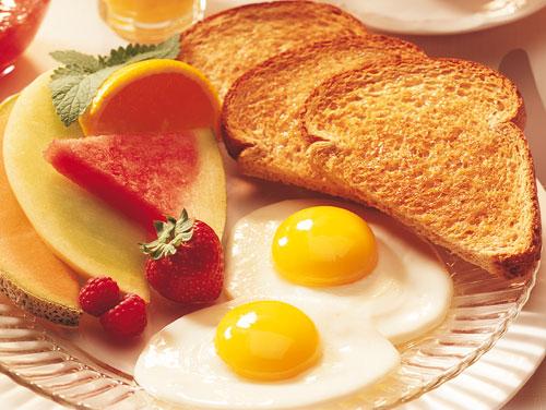 ¿Qué desayunas antes de un triatlón?
