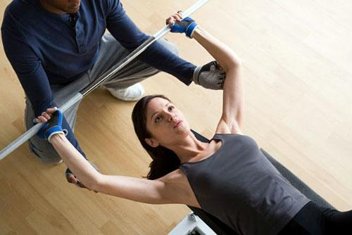 ¿Haces trabajo de musculación?