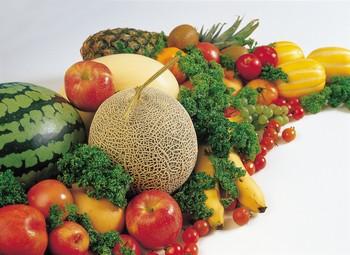 Recetas de verano con frutas y hortalizas