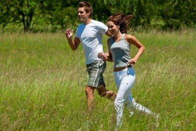 ¿Corre mejor el hombre o la mujer?