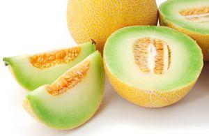 Alimentos frescos: Melón