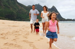 Recupera la forma física después de las vacaciones
