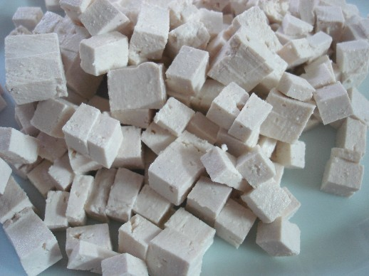 Alimentos frescos: Tofu