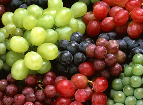 Depura tu verano con uvas