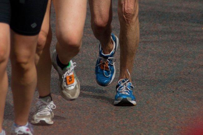 El trabajo de fuerza de un corredor: Tobillos y piernas