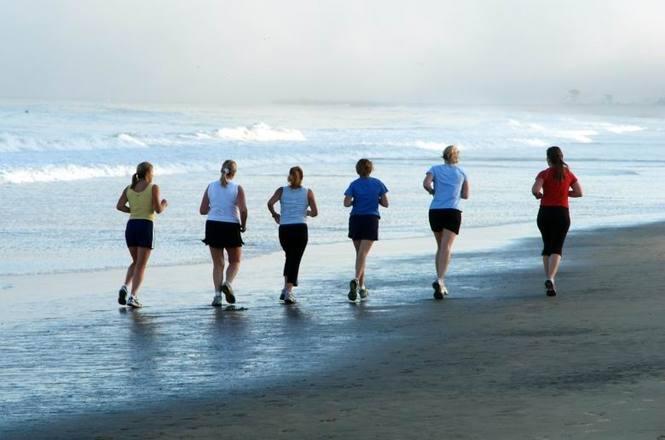 Pierde kilos corriendo : consejos nutricionales