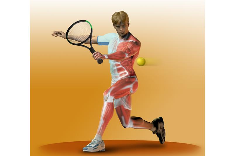 Preparación física específica: Tenis