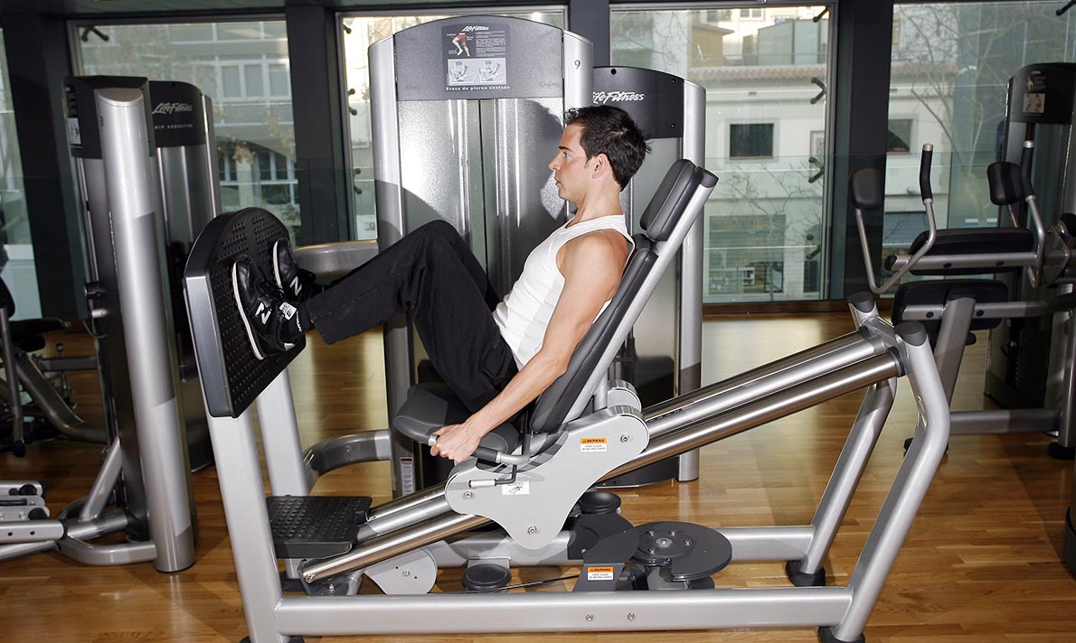 Y después de las vacaciones ¿vas a empezar en el gimnasio?