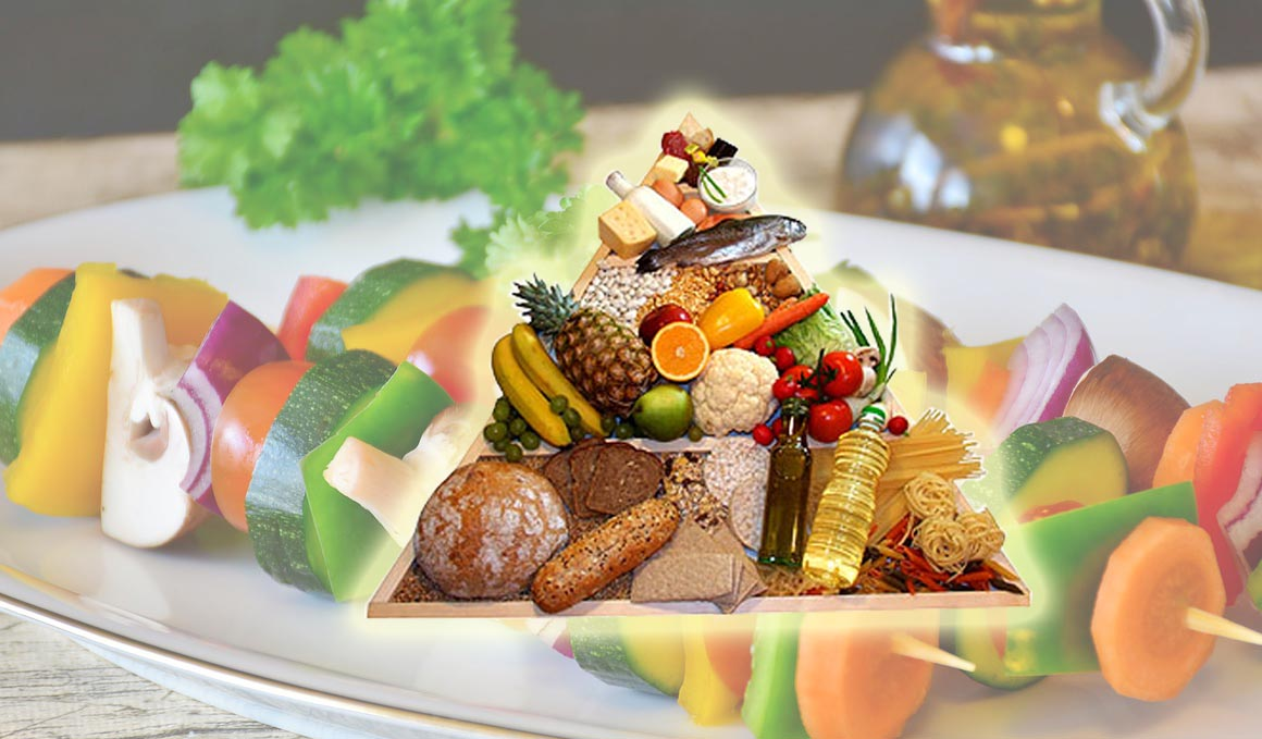 Tabla de alimentos ricos en fibra