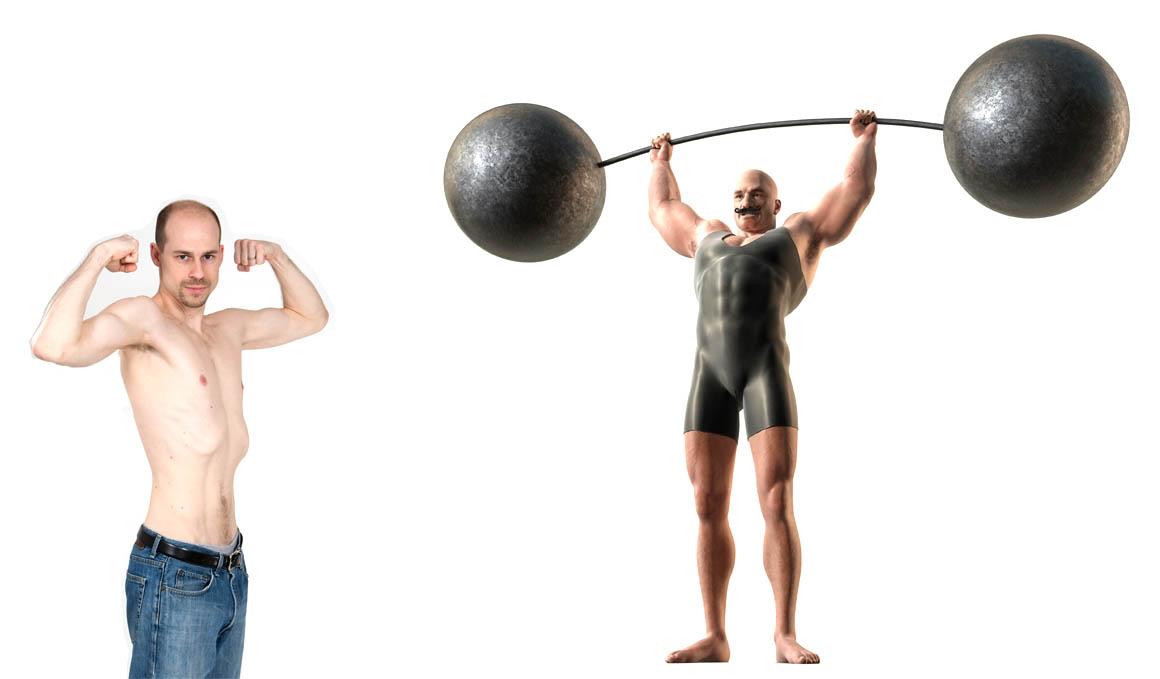Ponte fuerte con los ejercicios básicos