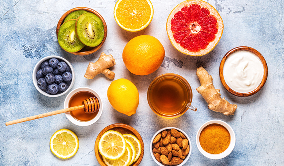 Tabla de Alimentos para Cuidar tus Defensas Inmunológicas