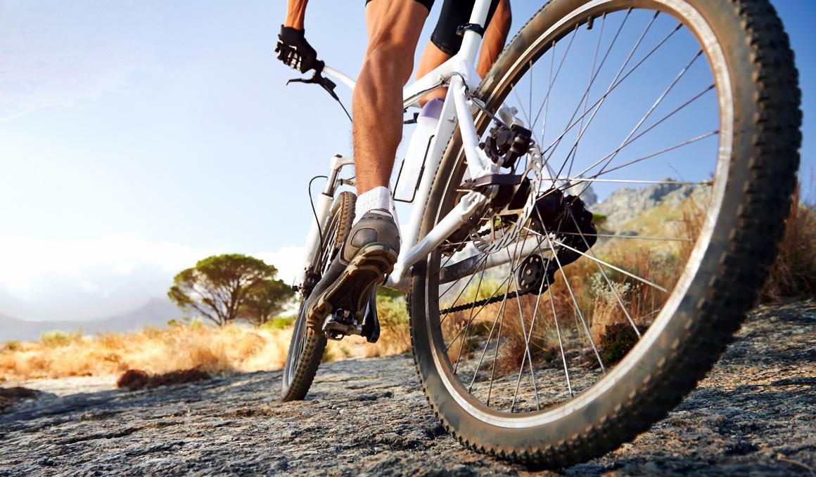 5 trucos para ponerte en forma con tu bici