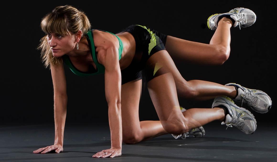¿Sabes cuál son los cuatro mejores ejercicios para los glúteos?