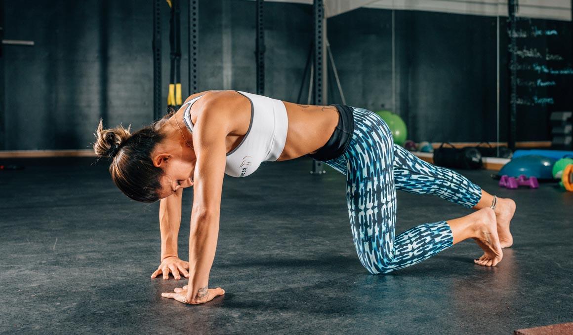 Los ejercicios para mejorar tus marcas con hipopresivos