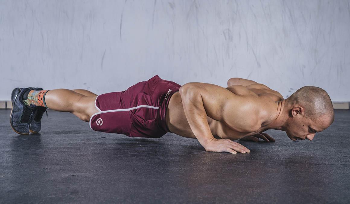 Movimientos básicos para el hombro del deportista