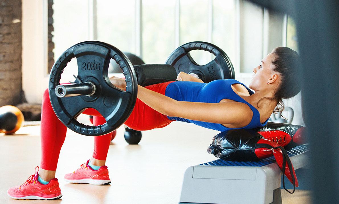 Mujer: ejercicios para mejorar con fuerza explosiva