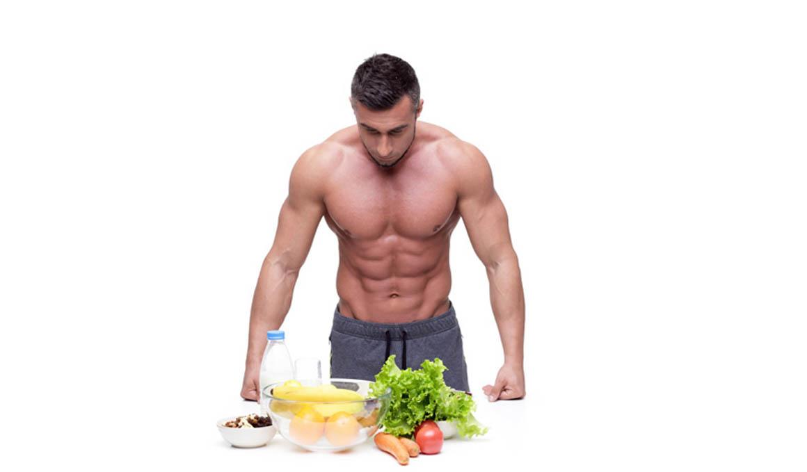 Aprende a fabricar tus abdominales... ¡en la cocina!