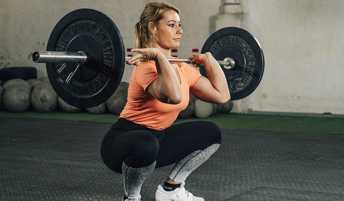 Mejorar el squat con movilidad