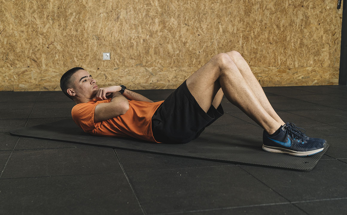 Core, los ejercicios un poco más intensos para fortalecer todavía más tu abdomen