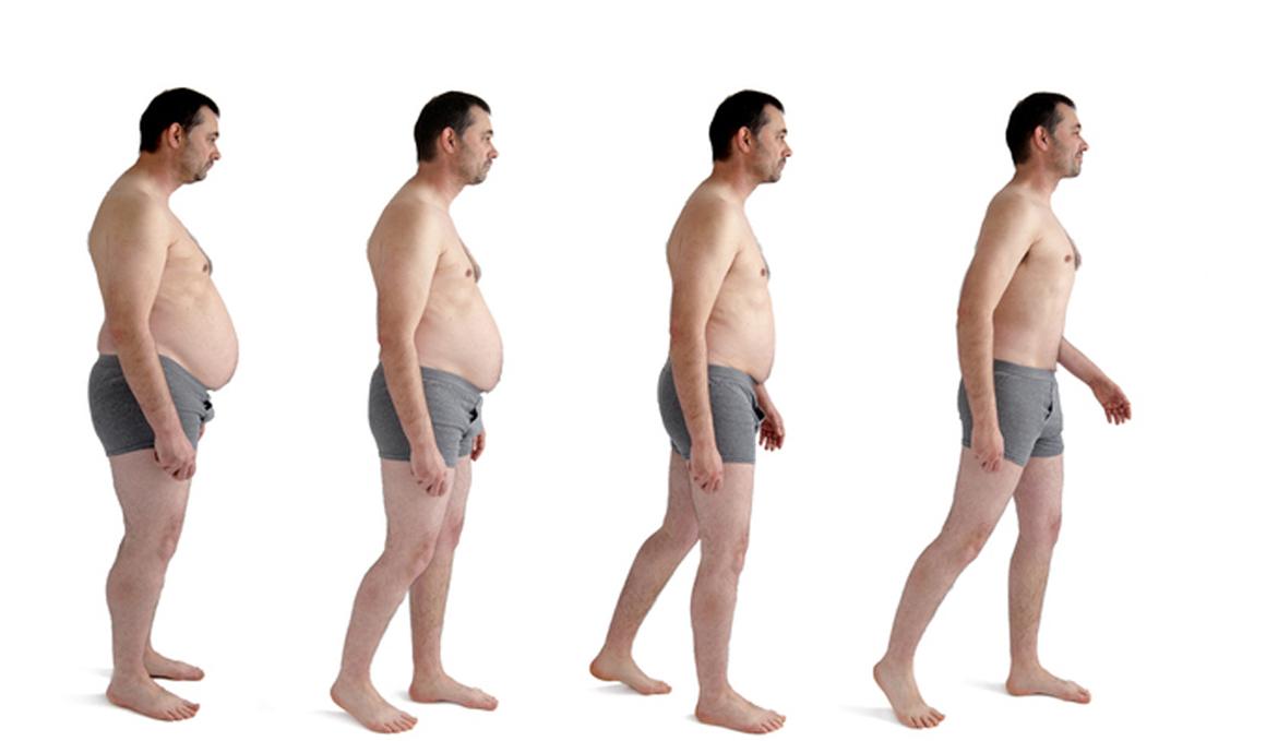 ¿A dónde van los kilos que pierdes al adelgazar?