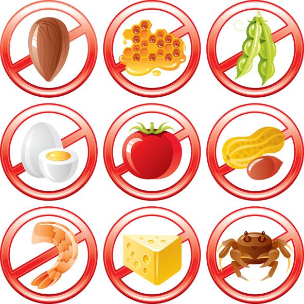 Alimentos que hay que evitar en temporada de alergias