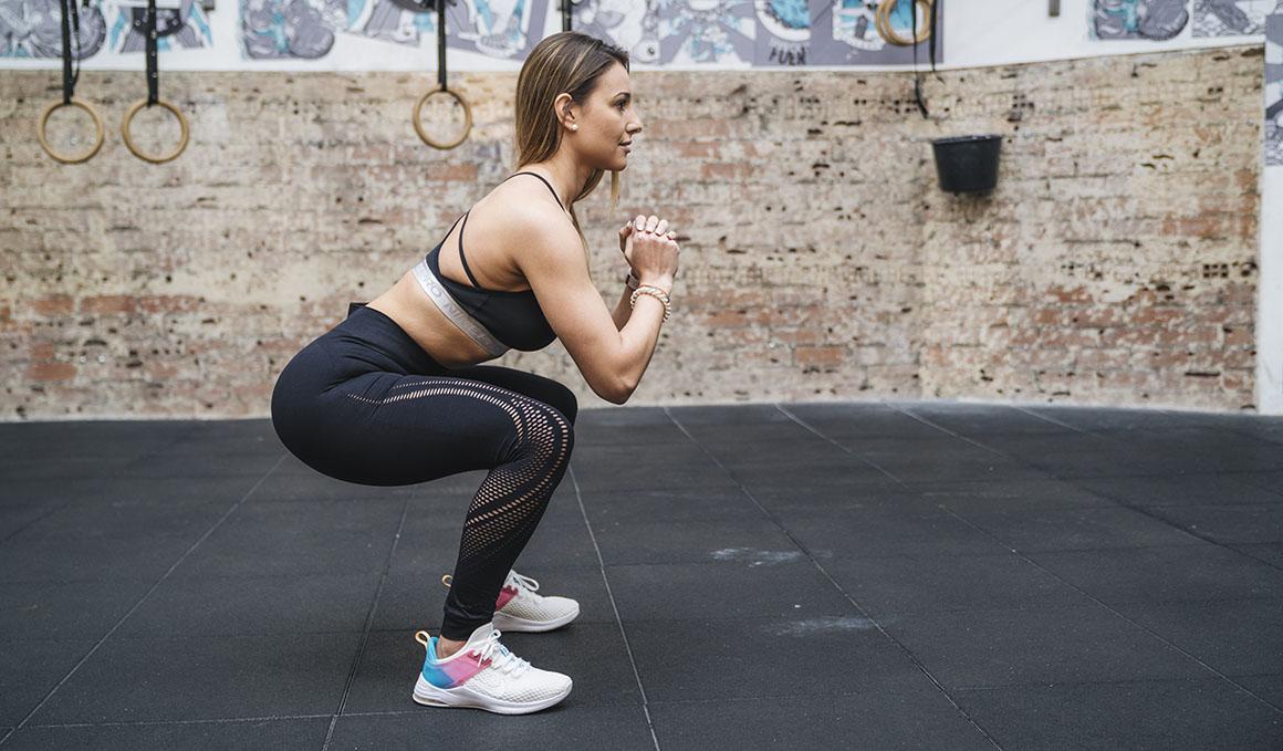 Los cuatro estiramientos para mejorar tu squat
