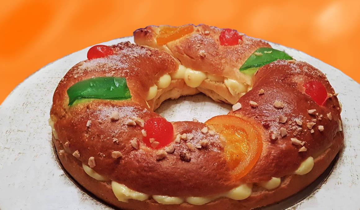 Todavía nos queda el Roscón de Reyes, ¡vamos a quemarlo!