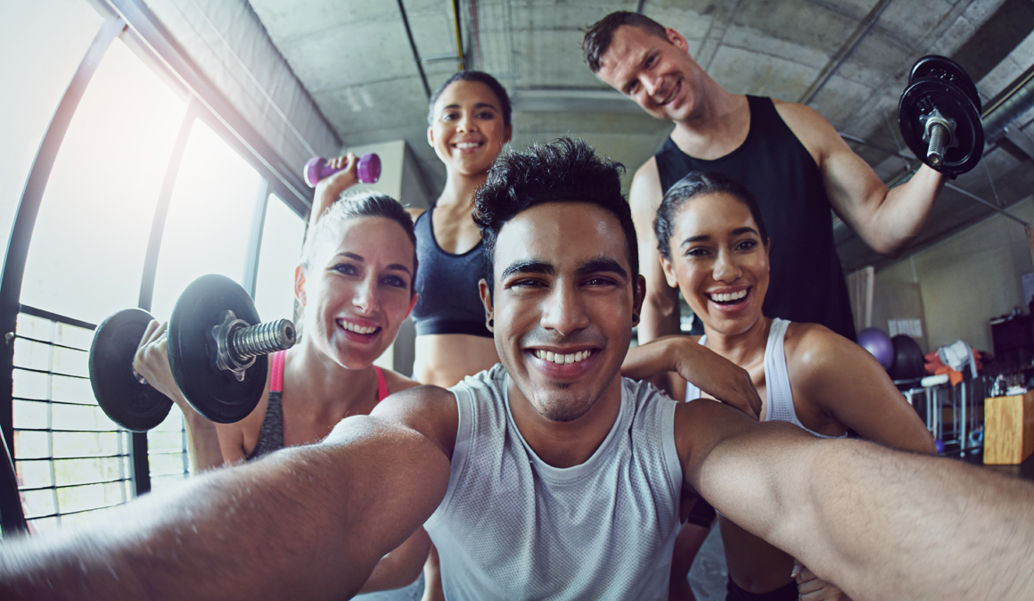 """El español va al gimnasio para """"estar bueno"""", la principal motivación para pagar la cuota"""