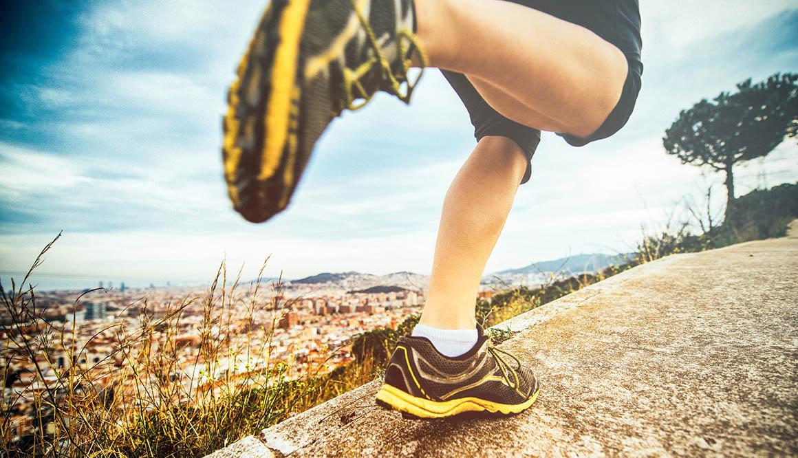 Los mejores ejercicios para disponer de un tobillo móvil y sin lesiones