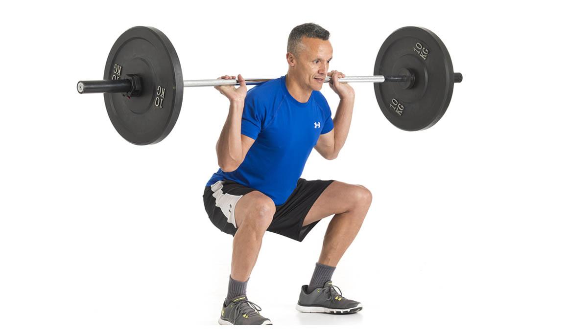 Consigue unas piernas fuertes con un entrenamiento de solo 30 minutos