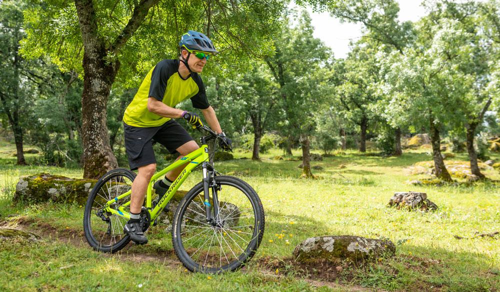 ¿Merece la pena una mountain bike de menos de 200€?
