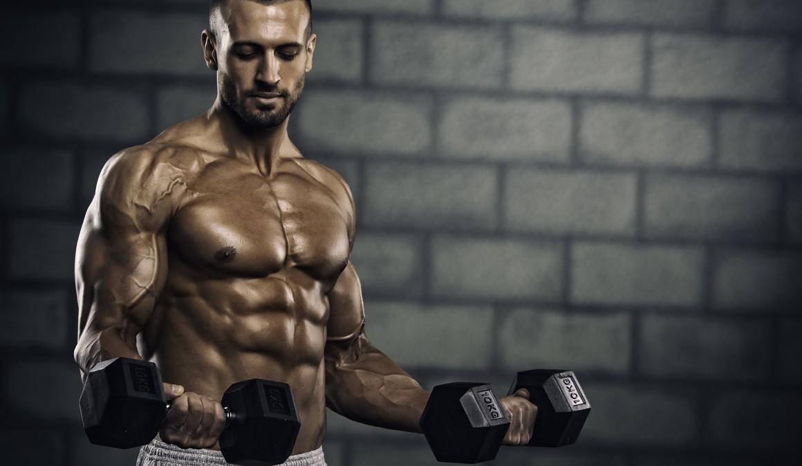 ¿Cuántas series necesito para ganar músculo?