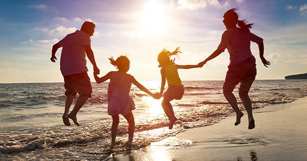 Las 7 claves para unas vacaciones saludables