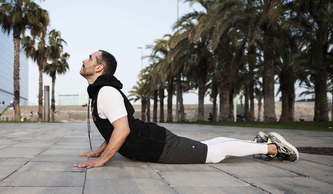 Yoga para triatletas