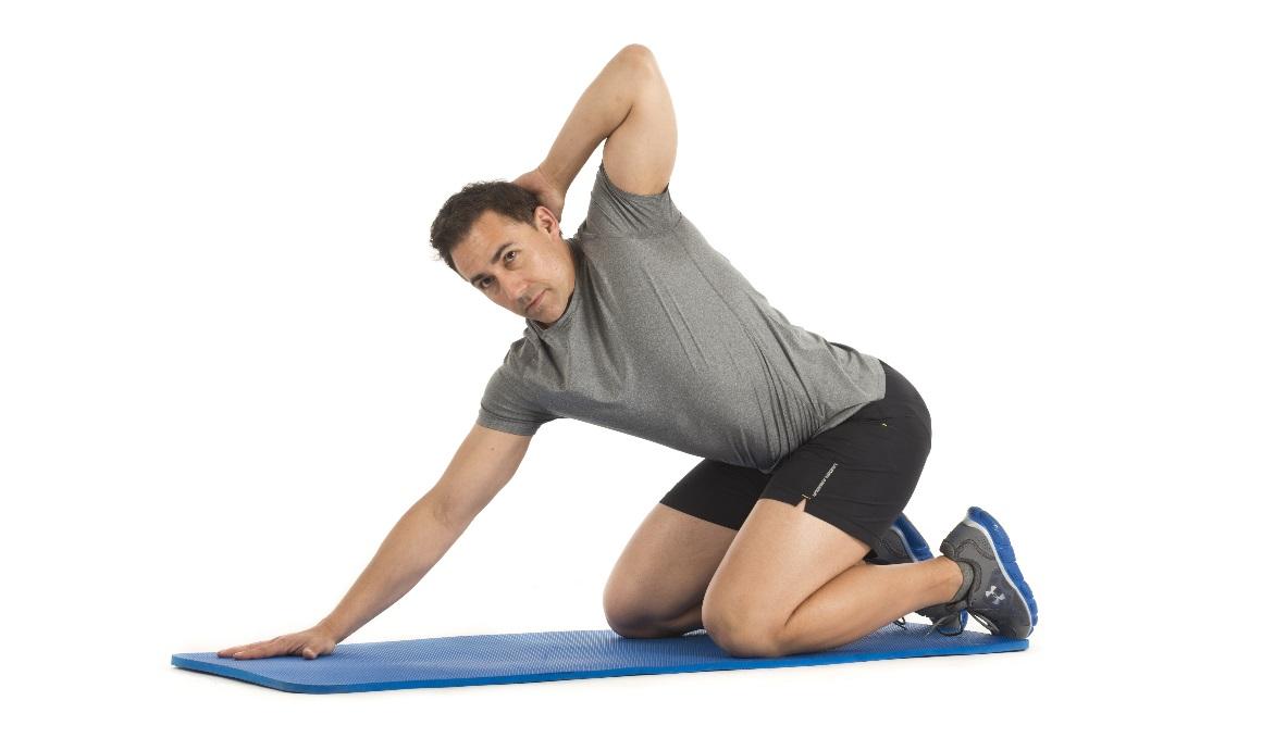 La importancia de la rotación torácica para evitar la chepa