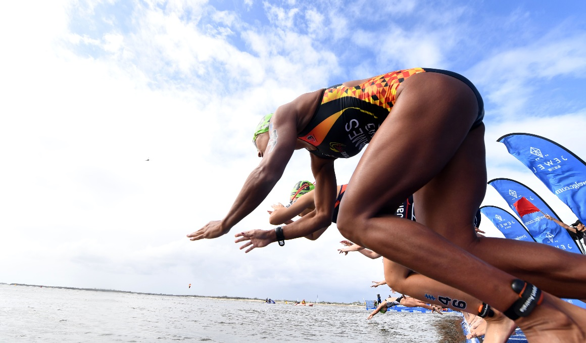 Consejos para preparar la natación de tu primer triatlón