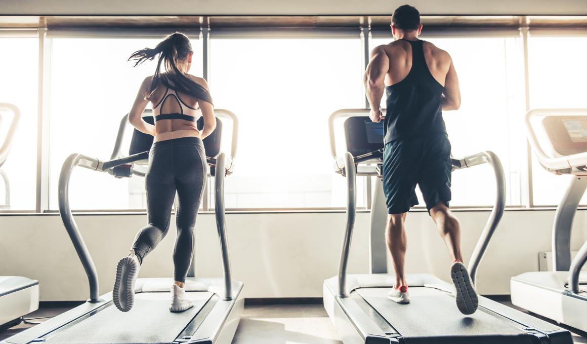 Un ejercicio funcional para corredores, ¡sácale partido a la cinta de correr!