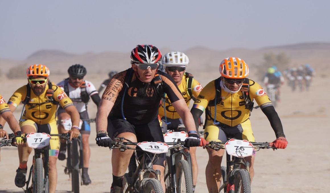 La Titan Desert: Mucho más que un reto deportivo