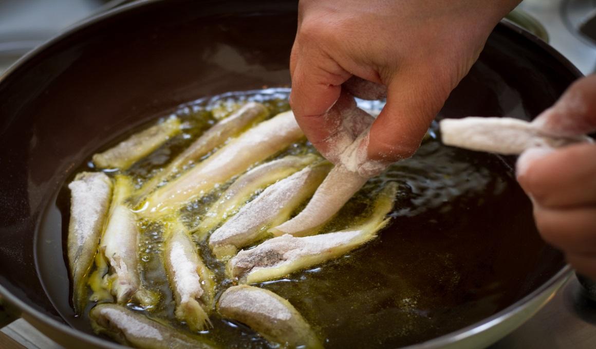 Comer una fritura saludable es posible