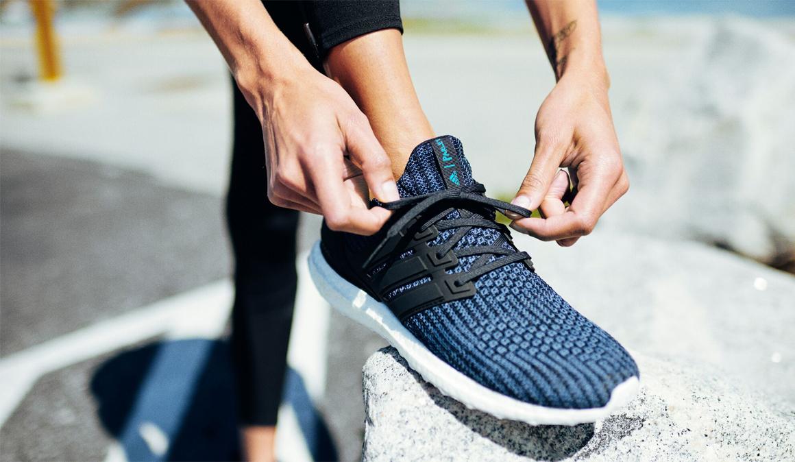 Parley: las zapatillas de adidas inspiradas en el océano