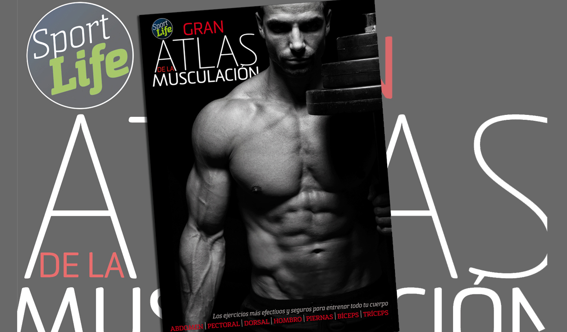 ¡Descárgate gratis el Gran Atlas de musculación Sport Life!