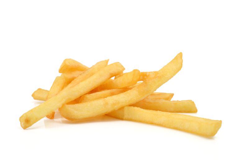 Cómo freir las patatas para reducir el riesgo de la acrilamida