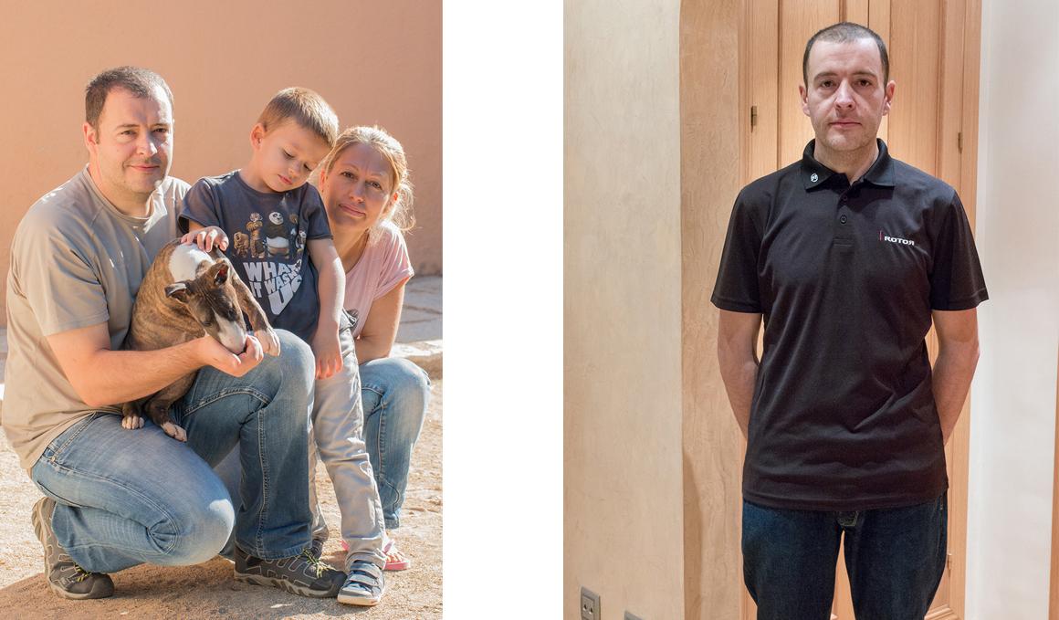 Club pérdida de peso con Juan Carlos Cambronero: ha perdido 22 kilos de peso